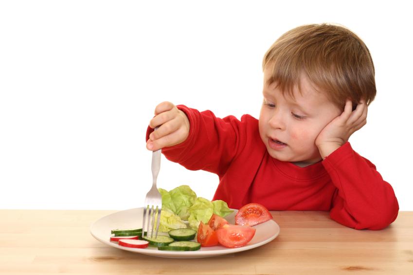 Mikilvægustu næringarefnin í fæði barna